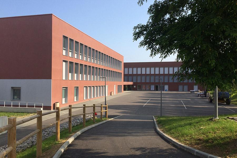 Sagir Maçonnerie Générale Béton Armé Rénovation Du Collège Jean Moulin GACE
