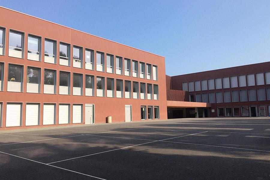 Sagir Maçonnerie Générale Béton Armé Rénovation Du Collège Jean Moulin GACE23