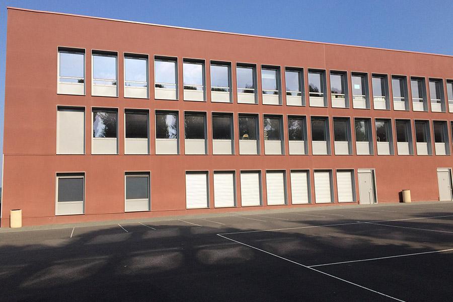 Sagir Maçonnerie Générale Béton Armé Rénovation Du Collège Jean Moulin GACE4
